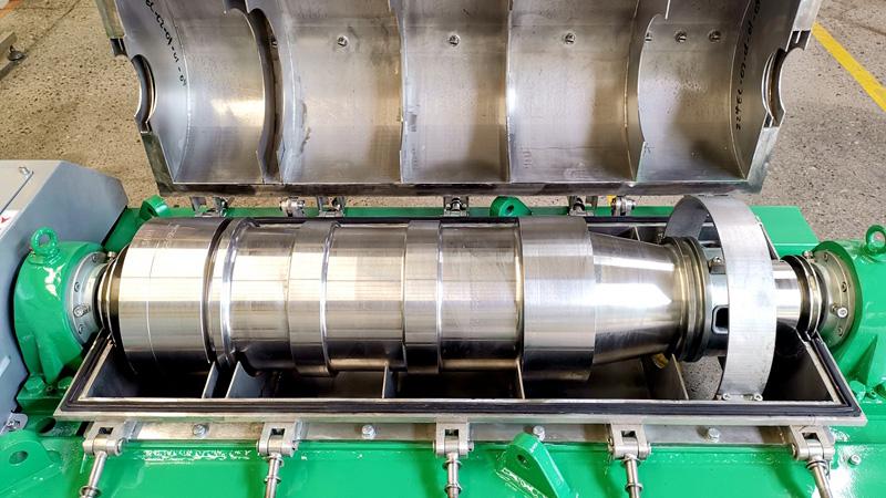 9 Inch (220) Decanter Centrifuge – Mini Centrifuge - GN Solids Control