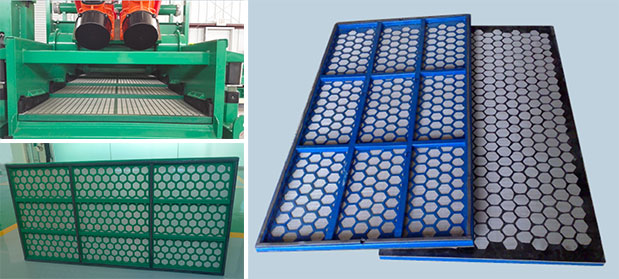 Steel-Frame-Shaker-Screen