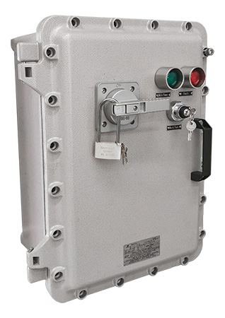 Explosion Proof Junction Box 1