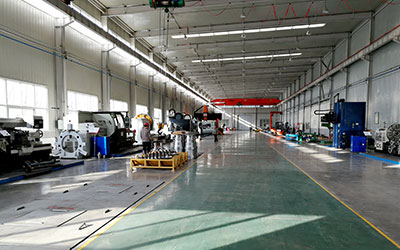 GN China Machining Workshop