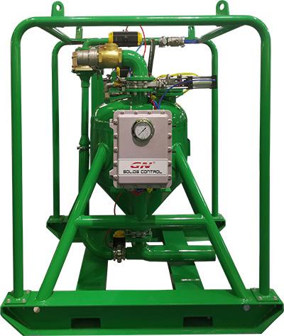 des sludge vacuum pump 0324