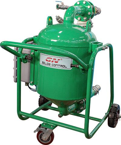 des sludge vacuum pump 3